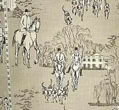 Retro & Modern Decor from Brick House Fabric: Novelty Fabric