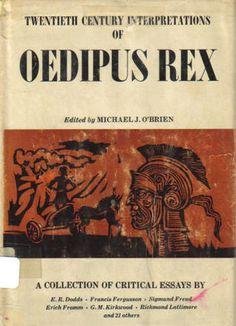 Twentieth Century Interpretations of Oedipus Rex: A Collection of Critical Essays (20th Century Interpretations)