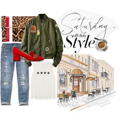 A fashion look from October 2016 by obsessedaboutstyle featuring Hollister Co., Gucci, Tomasini, Clutch, animalprint, bomberjackets and polyvoreeditorial