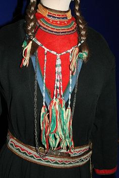 Southern Sami Costume Norway
