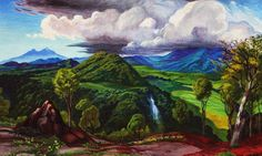 """""""Dr. Atl"""": el pintor que amaba la naturaleza (Galería) - Aristegui Noticias"""