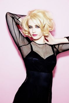 Eva Green by Ellen von Unwerth for Madame Figaro