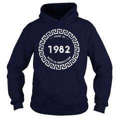 Age 1982 Made In 198... T-Shirts Hoodie