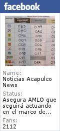 Noticias Acapulco News: Actuaremos con apego a la ley: AMLO; se compraron millones de votos