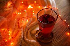 Raspberry Winter Tea