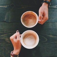Um dia feliz pra você que divide seu café com alguém especia! #diadosnamorados #rue