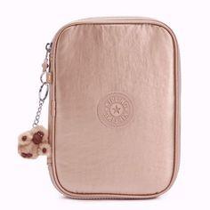 Amazon.com: Kipling 100 Pens, Rose Gold Metallic, One Size: Clothing
