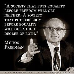 Economist / Milton Friedman (1912-2006)