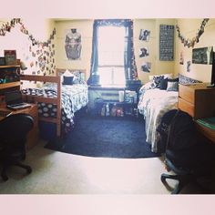 All moved in!