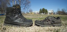 Great article on backpacking shoes, and socks (including vapor barrier and neoprene)
