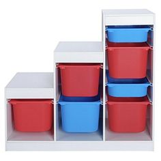 Buy Frame and Plastic Storage Unit at Argos.co.uk visit Argos.  sc 1 st  Pinterest & Buy Fantasy Fields Transportation Step Stool at Argos.co.uk - Your ...