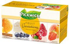 Gyümölcstea Variációk III. #pickwick #tea