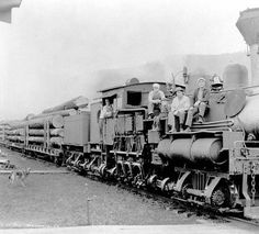 St. Paul and Tacoma Lumber Co. railroad, Washington, ca. 1928 :: Industries and Occupations Photographs