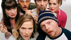 Spaced-A great British comedy