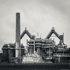 Volklingen Ironworks Exteriors 8 by germanas475 #ErnstStrasser #Deutschland #Germany San Francisco Skyline, Exterior, Fine Art, Travel, Viajes, Trips, Visual Arts, Tourism, Figurative Art