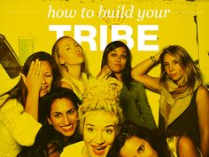 How to Build Your Creative Tribe
