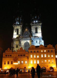 Prag - Tynkirche