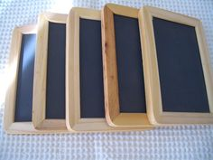 chalkboards to make signs for a high school reunion   # Pin++ for Pinterest #