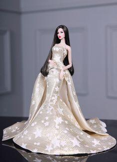 Fashion royalty Agnes repaint by Rimdoll