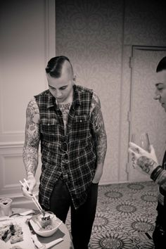 GALLERY: Behind the scenes on our Avenged Sevenfold cover shoot - Metal Hammer