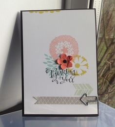 Saleabration card by Stampin Up demonstrator Zoe Tant
