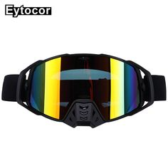 04916d5b8ae Find More Cycling Eyewear Information about EYTOCOR Motorcycle Dirt Bike  Racing Goggles Men Outdoor Gafas ATV DH MTB Dirt Bike Glasses MX Off Road  Masque ...