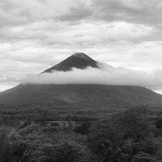 Volcano Concepcion. An epic climb on the famed Isla de Omotepe Nicaragua.