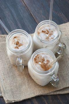 {All Around Latin America} Venezuelan Chicha Rice Milk Beverage in Celebration of Hispanic Heritage Month