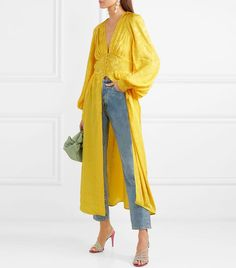 Is Gen-Z Yellow Really a Thing or Just Media Hype? via @WhoWhatWearUK