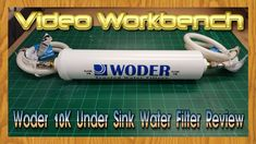 Woder 10K Under Sink Water Filter Review