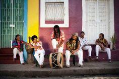 Ensaios abertos para o Carnaval 2017 aquecem Poço da Panela