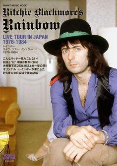 Ritchie Blackmore magazine Japan