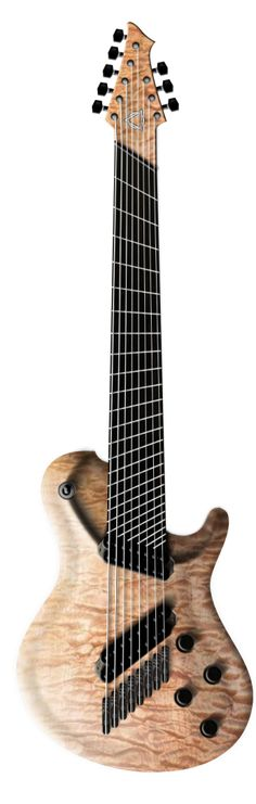 Aeon Gorgon 8 string guitar!