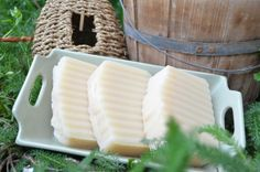 Sand in Your Shorts Cold Process Soap by buttonsbubbles on Etsy, $4.00