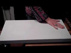 DIY: How to prime your canvas