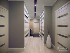 Минимализм + лофт, LightDesign, Холл/Коридор, Дизайн интерьеров Formo.ua