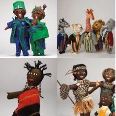 Dons de poupées aux enfants de pays en développement : un don d'amour, une poupée à la fois || Making dolls for giving!  A project to give dolls to kids of developing countries : giving love, one dollie at a time! ||  http://dollydonations.blogspot.ca/2010/11/dolly-donations-supports-uthando.html