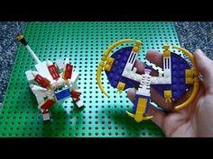 Lego Pokemon + Instructions Part 14 - Solgaleo and Lunala Origami Lunaala Legendary Pokemon Sun Moon Lego Pokemon, Pokemon Mew, Pokemon Cards, Pokemon Stuff, Hama Beads Minecraft, Perler Beads, Lego Robot, Lego Mecha, Lego Batman
