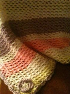 Baby Blanket made for my granddaughter