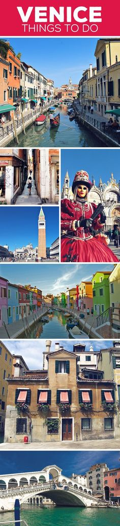Venice - Things To Do