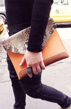 Danielle Nicole 'Sienna' Envelope Clutch | #Nordstrom #falltrends