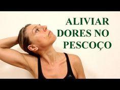 Auto Massagem relaxante para aliviar as tensões do pescoço - YouTube