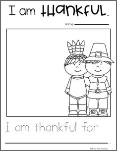 Thanksgiving Writing for Kindergarten is the perfect packet to engage your students in a variety of holiday writing activities and booklets. The writing topics include Pilgrims, turkeys, Native Americans, family Thanksgiving traditions, fall activities, Mayflower, being thankful, response to Thanksgiving literature, the first Thanksgiving, and more.