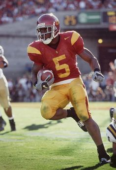 USC football, Reggie Bush