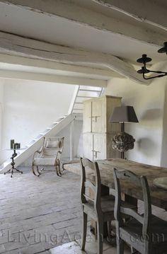 home in south of france, via livingagency.com