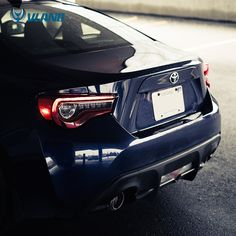 VLAND Toyota Scion FR-S Subaru BRZ led Sequential tail lights This item is full led and with turn signal Sequential Indicator, plug and play,very convenient. Toyota 2011, Toyota Alphard, Toyota Cars, Led Tail Lights, Car Lights, Subaru, Toyota Wish, Motorcycle Accessories, Toyota Trucks