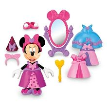 "Fisher-Price - Mickey Mouse Clubhouse - Minnie's Princess Bowtique - Fisher-Price - Toys""R""Us"