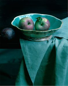 Tessa Traeger, Apples