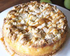 Unelmaa leipomassa: OMENAJUUSTOKAKKU (leivontavideo) #omena #juustokakku