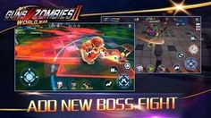 Guns X Zombies 2 worldwar APK v1.3.3 Mod [Unlimited All] - Android game - Android MOD Game
